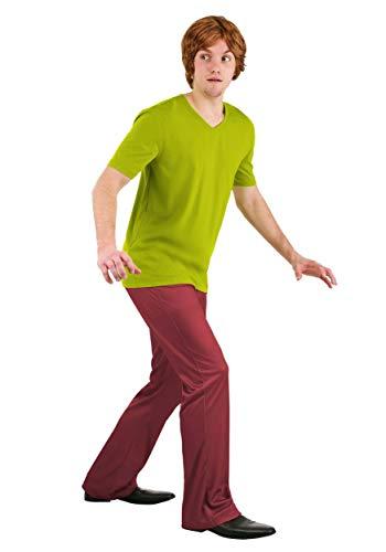Disfraz clásico de Scooby Doo Shaggy para hombre
