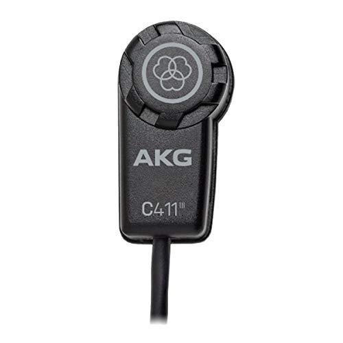 AKG AKGC411L Tonabnehmer für Instrument/Mini-XLR