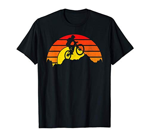 Mountain bike Vintage MTB Bike Downhill & Mountain Bike T-Shirt