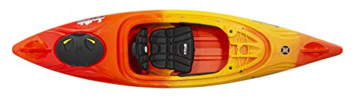 Perception Joyride 10 | Sit Inside Kayak for Adults and Kids | Recreational and Multi-Water Kayak...