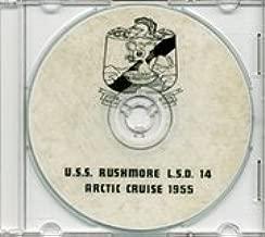 USS Rushmore LSD 14 1955 ARCTIC Cruise Book