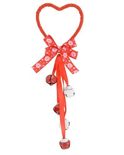 Decorative Valentine Heart Door Knob Hanger
