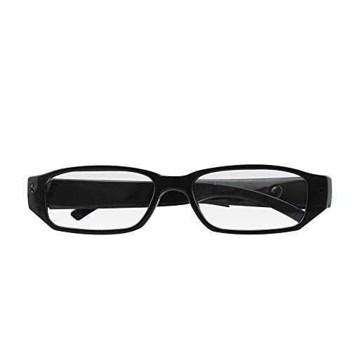 720P HD Hidden Camera Glasses Fashion Eyeglasses Spy Hidden Camera Eyeglasses Portable Video Recorder Eyewear Cam