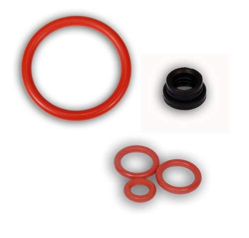 Supportventil Ringe Auslaufstutzen 1 Set 3 x O