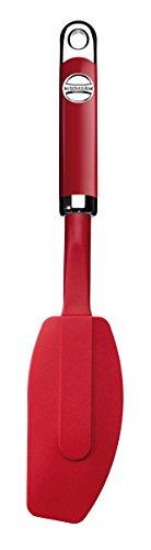 KitchenAid Spachtel, rot, Edelstahl, 2.5 x 7.6 x 36.8 cm