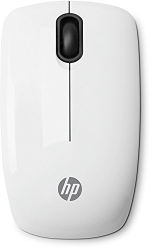 HP Z3200 - Ratón inalámbrico óptico, Blanco