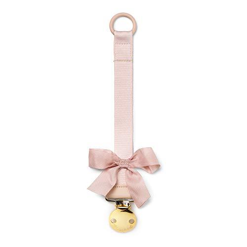 Elodie Details Schnullerkette für Baby - Powder Pink, Rosa