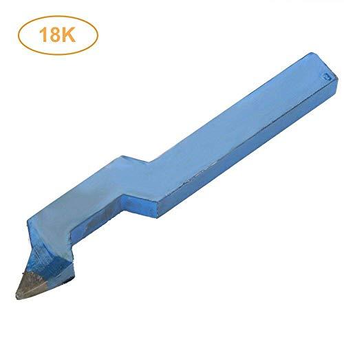 Sieraad gat voor armbanden gestippeld gereedschap duurzame armband markerend vorm ring blauw draagbaar klussen letter staal gebogen (925) 18k