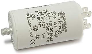 Viviance ZHVIVY Generador Condensador AVR para Ducati 16uF 400V 450V 500V 25//85//21 EN60252 50 60HZ