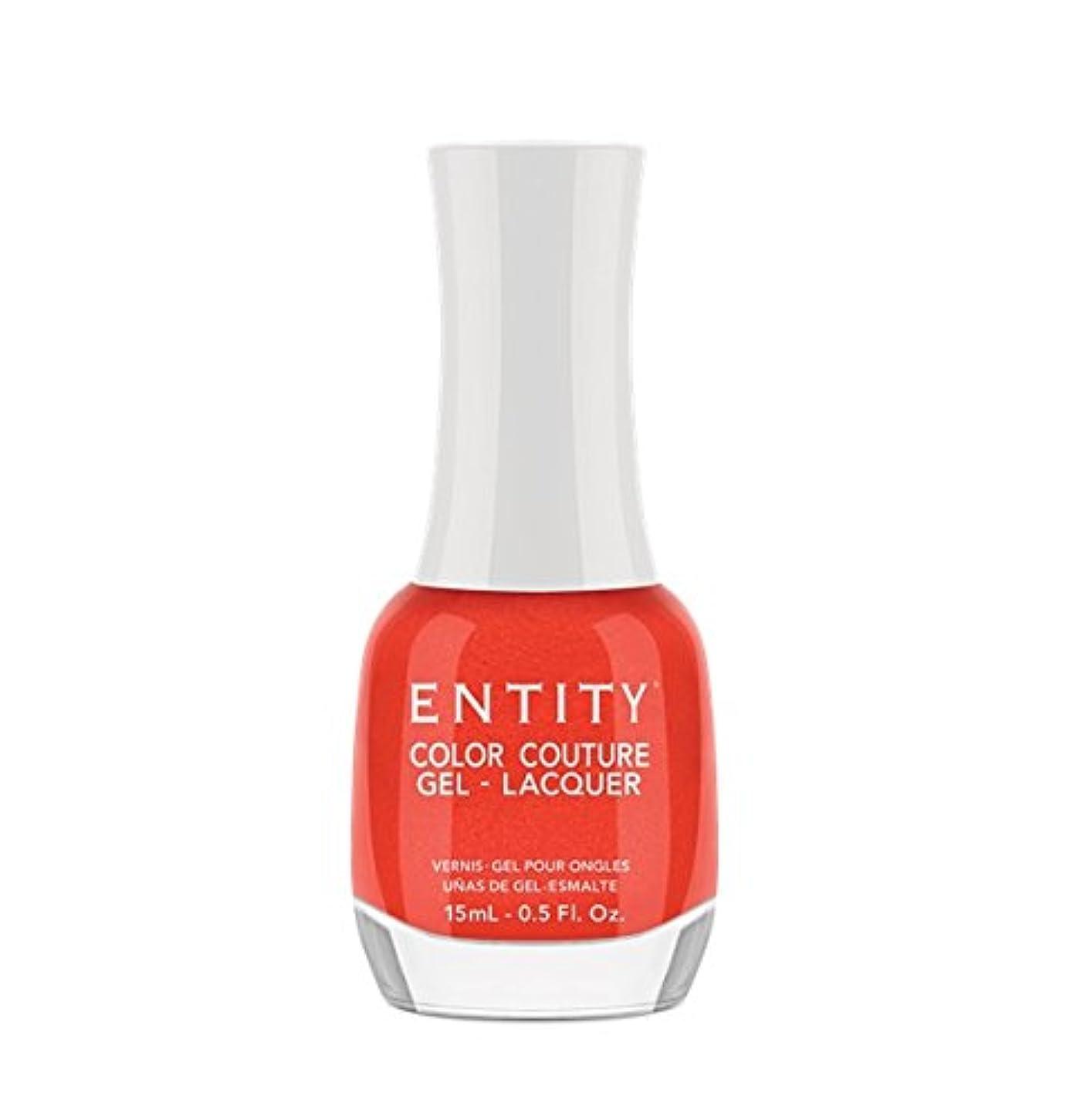 キャリア膨張するホステルEntity Color Couture Gel-Lacquer - Divalicious - 15 ml/0.5 oz