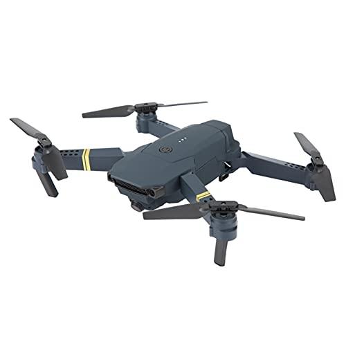 Xiuganpo L800 2,4 GHz Drone Plegable, 4 Canales Drone Teledirigido con Cámara Gran Angular De 200 W y Luz Led, WiFi Cuadricóptero Drone RC para Los Entusiastas De La Fotografía Aérea
