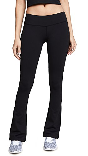 Splits59 Women's Raquel Flare Performance Leggings, Black, Small
