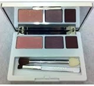 Clinique color Surge Eyeshadow Trio-Strawberry Fudge, Beach Plum Chocolate chip (Read Below)
