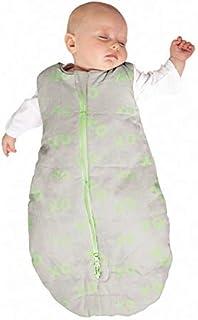 Baby Studio My First 2.5 Tog XO Cotton Studio Bag for 0-6 Month Babies, XO Lime
