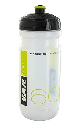 SHIMANO - Borraccia VAR Trasparente/Verde 600 ml