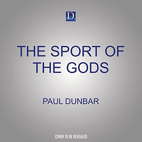 Couverture de The Sport of the Gods