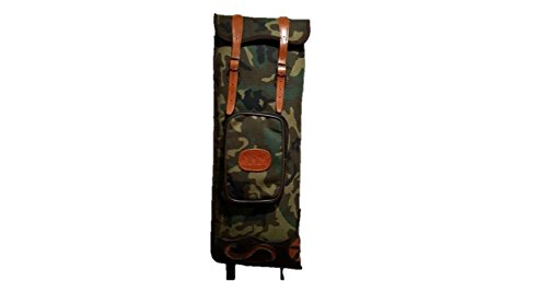 CAZA Y AVENTURA Bolsa. Funda Mochila Especial para Rifle monotiro PLEIFER WAFFEN. Largo 70 cms. Asas Acolchadas.