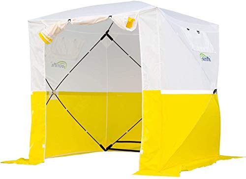 Pop Up Tent, Beach Camping Tent Easy Pop Up Gazebo Patios,2X2m Garden Event Shelter Suitable for Fishing Camping,Multifunctional Portable Pop-up Tent Foldable Outdoor UV Lightweight Waterproof tent