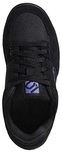 Five Ten Freerider Mountain Bike Shoe - Women's Carbon/Black/Purple 7