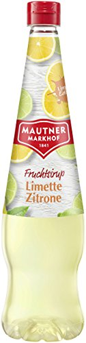 Mautner Markhof SummerSplash Limette-Zitrone Sirup