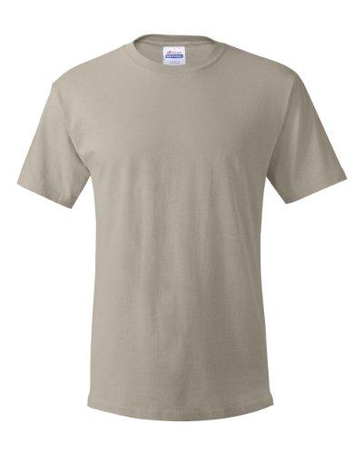 Hanes 5280 Men's 5.2 oz HEAVYWEIGHT Short Sleeve T-shirt (Unit Per Pack 1)