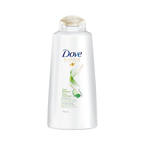 Dove Nutritive Solutions Cool Moisture Shampoo 750ml