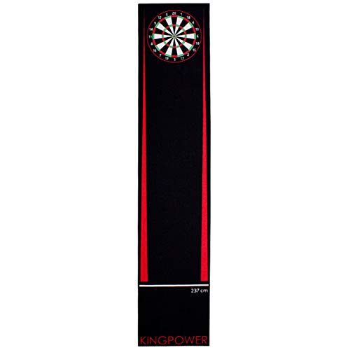 Kingpower Dartteppich Turnier Bild