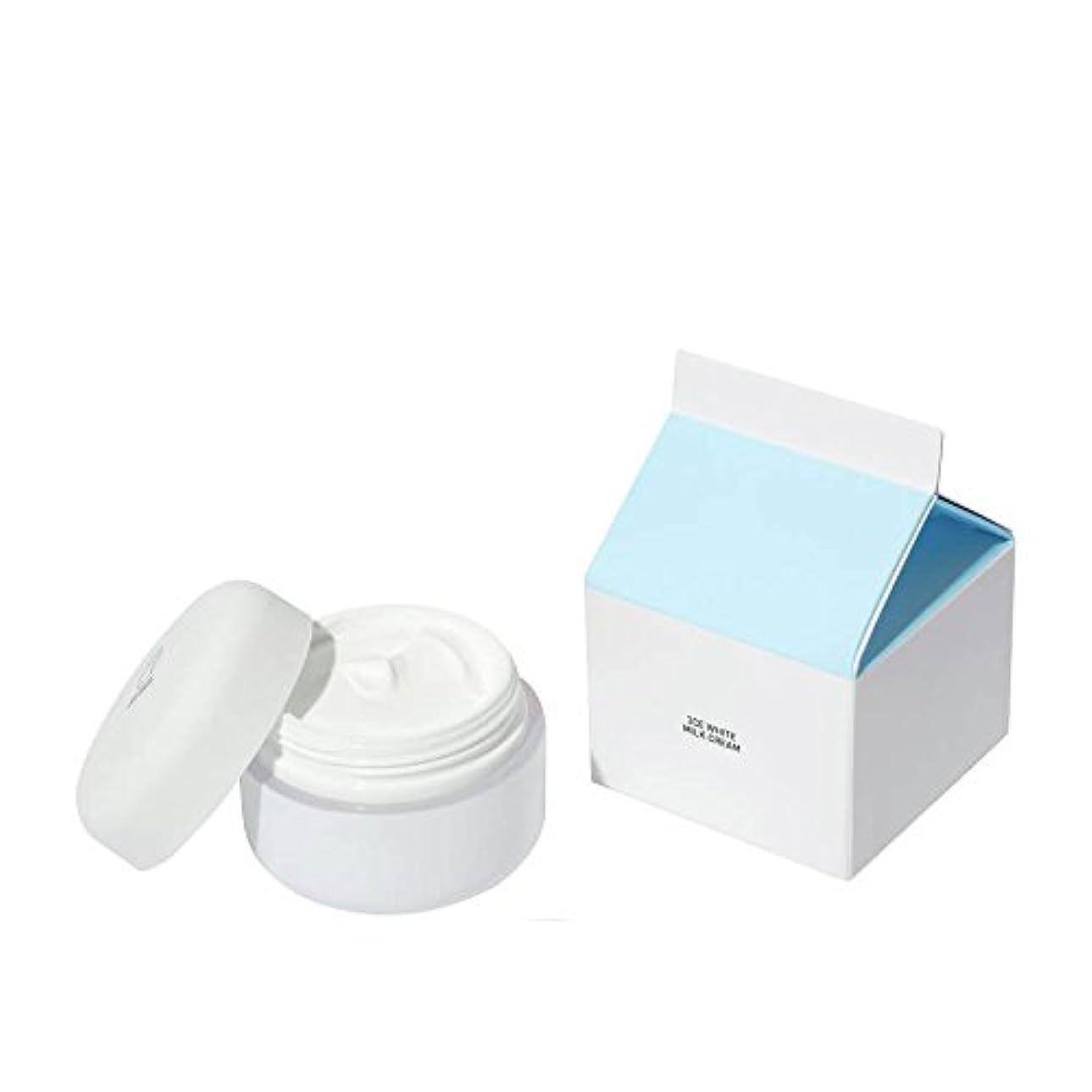 スナック海嶺母音[3CE] ホワイトミルククリーム(White Milk Cream) 50g