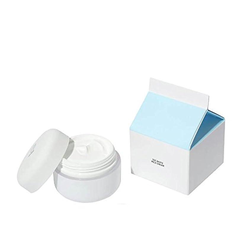 衝撃旅ハグ[3CE] ホワイトミルククリーム(White Milk Cream) 50g