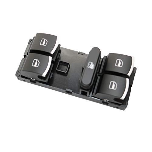 CZLSD Interruptor de Faros del Interruptor de la Ventana para V W Golf GTI 5 6 J ETTA 6 Tiguan Passat B6 CC (Color : 5ND959857)