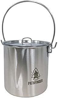 Pathfinder 64oz Bush Pot & Lid