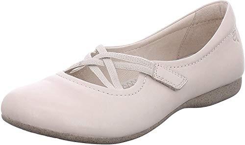 Josef Seibel Fiona 39 Ballerina in Übergrößen Beige 87239 971 230 große Damenschuhe, Größe:45