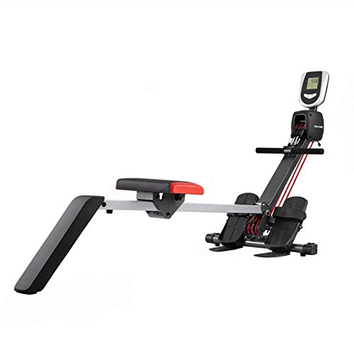LDIW Indoor Rower, Home Rowing Machine with 3 Powerful Resistance Bands Hd Data Display, Suitable For...