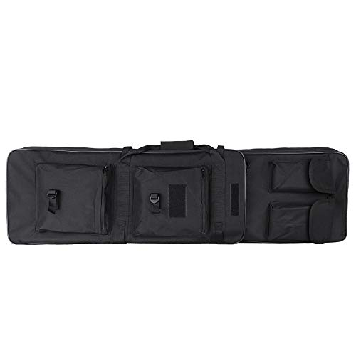 KingQin 39' Double Rifle Bag Outdoor Airsoft Sport Tactical...