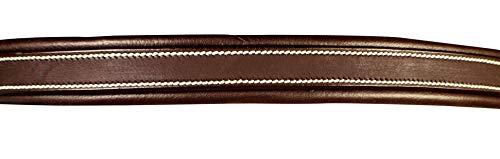 Hkm Hkm 4057052240881 - Briglia da equitazione Judith-2400, colore marrone