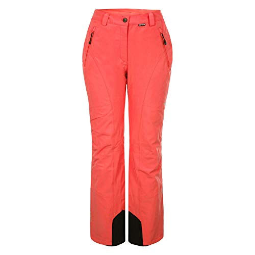 Icepeak Damen Skihose Noelia ORANGE 34