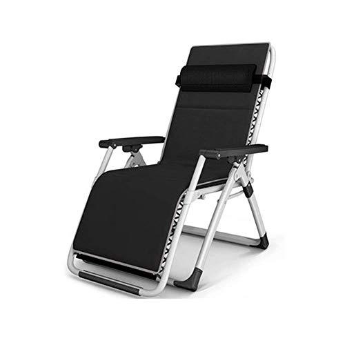 Vieil Homme Chaise Paresseux canapé Dossier Heureux après-midi Chaise Longue Chaise Pliante Maison Automne