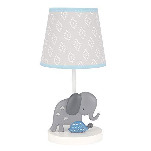 Bedtime Originals Jungle Fun Lamp with Shade & Bulb, Multicolor