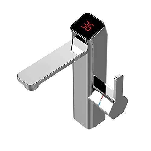 Wasserhahn Elektrische Geschwindigkeit Heiße Küche Schatz Badezimmer Über Leitungswasser Schnelle Heiße Elektrische Haushaltswarmwasserbereiter Nano-Keramik 1 Zweite Geschwindigkeit Heißer