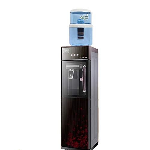 ZHAN YI SHOP Top Ladewasserkühlerspender, Freistehender Heißer Kalt- Und Wasserspender Mit 3 Temperatureinstellungen, Desktop-Wasserreiniger Mit Filtereimer, Für Haus & Büro (Größe : Ice warm Type)