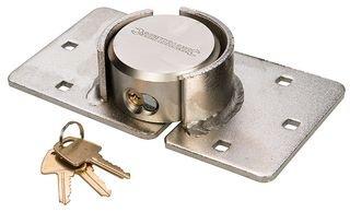 Silverline 633786 - Candado sin horquilla (73 mm) [Importado de Reino Unido]