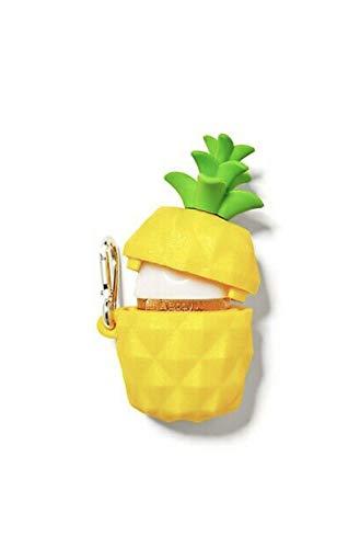 Bath Body Works Pocketbac Hand Sanitizer Holder Pineapple