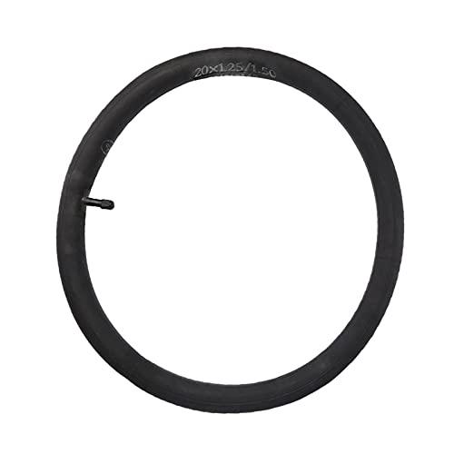 lahomia Camere d'Aria per 16x1.3/8, 20x1.25-1.5, 20x1.25-1.5, 14x2.125, 20x1-1/8 Valvola Schrader MTB Bike Tire/Schrader Valve Camere d'Aria BMX Bicycle - 20x1,25-1,5 AV