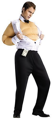 HOMMES SEXY CHIPPENDALE stripper Brame Humour Comédie costume déguisement