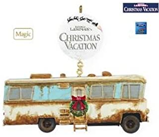 Cousin Eddie's RV - National Lampoon's Christmas Vacation Ornament