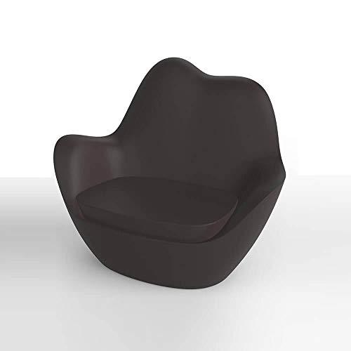 Vondom Sabinas fauteuil pour l'extérieur rouge