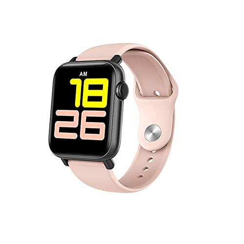 LITINGT & reg;Pulsera de Fitness, Reloj Inteligente con Pantalla táctil de 1,54', rastreadores de Actividad física con Monitor de frecuencia cardíaca, Resistente al Agua IP67, Reloj rastreador de