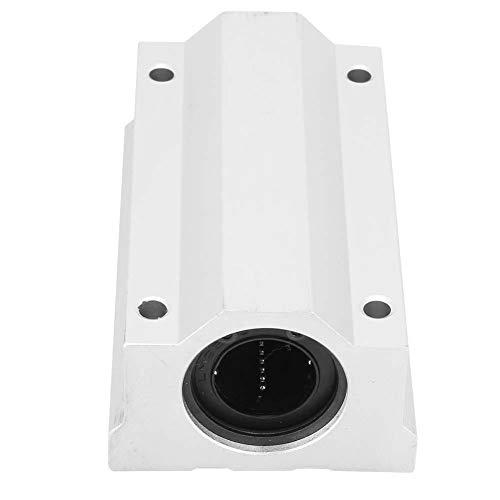 Gancon 25mm SCS25LUU Aluminiumlegierung Langschienen-Linearkugellager-Gleitbuchse