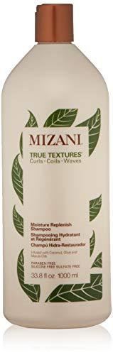 MIZANI True Textures Moisture Replenish Shampoo, 33.8 Fl Oz