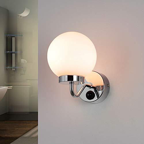 Bellissima lampada a sfera per il bagno 1/1/739 Lampada da bagno